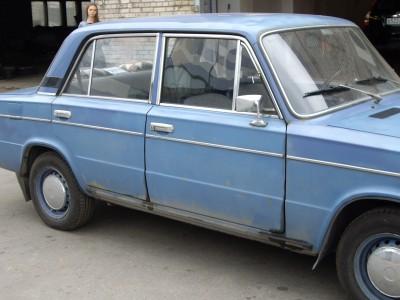Покраска отечественного авто