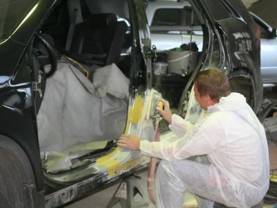 Качественный ремонт элементов автомобиля