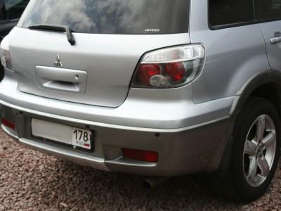 Восстановление частей авто после ДТП