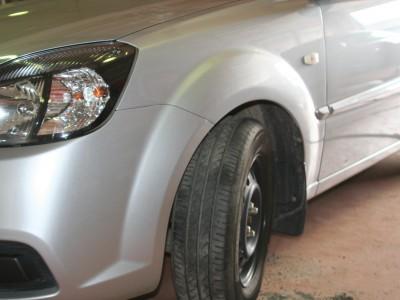 Покраска деталей в СТО Автоклуба А24