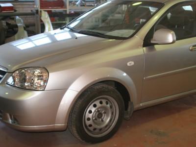 Ремонт кузовных деталей в Автоклубе А24